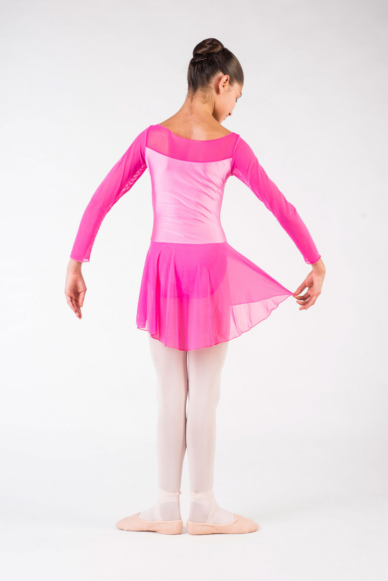 Tunique Ballet Rosa Francesca LM enfant