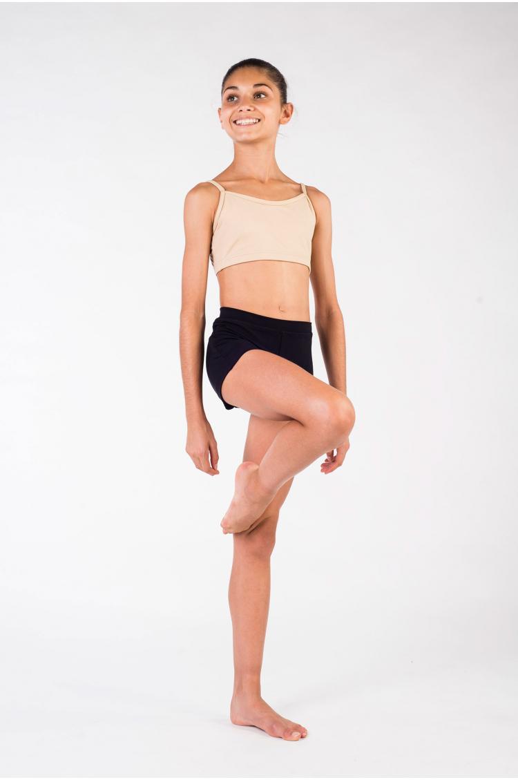 Ballet underdragt hudfarvet Capezio - Køb Alt til Ballet her