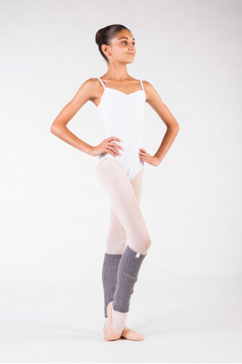 Short leg warmer Capezio CK10956C grey