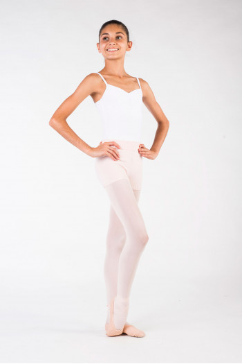 Warm up short Capezio CK10951W pink