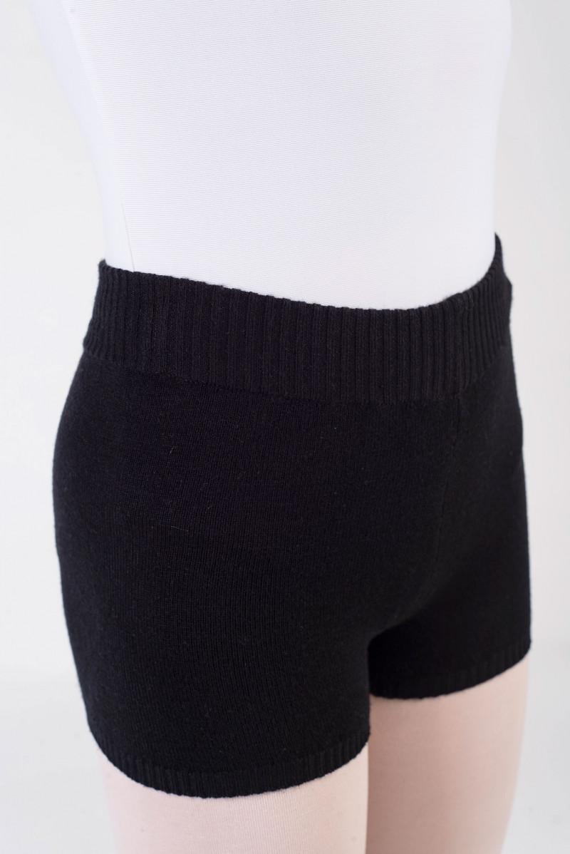 Warm up short Capezio CK10951W black