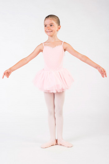 Tutu Bloch enfant CL8168 candy pink