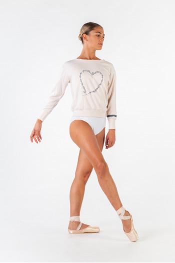 Sweat Shirt Repetto Icône S0456
