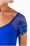 Ballet Rosa leotard for women Josephine royal blue