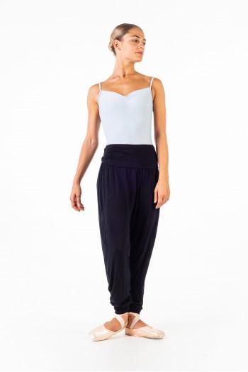 Pantalon sarouel Temps Danse Baltimore noir