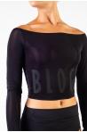 T-shirt Bloch BP115T noir