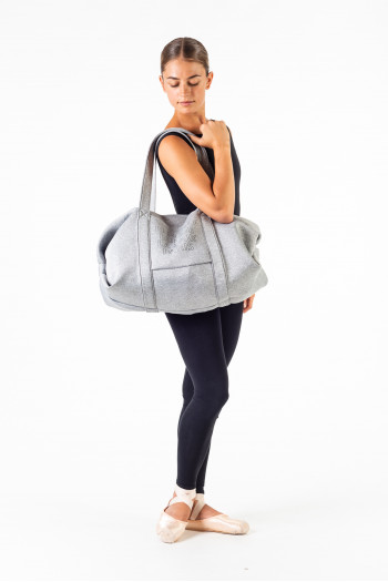 Repetto B0233JN grey big duffle bag