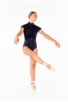 Ballet Rosa Amandine noir
