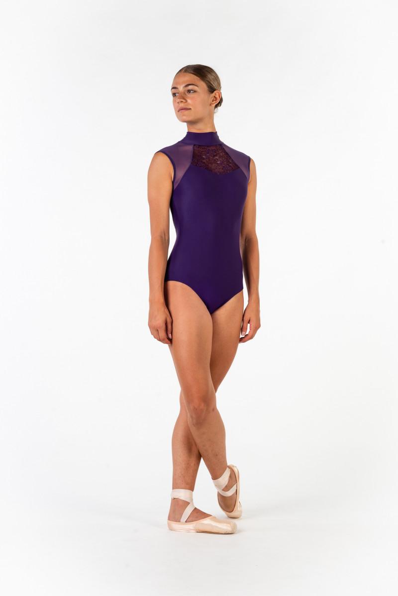 justaucorps Ballet Rosa Anita prunus