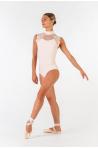 Justaucorps Berenice Ballet Rosa poudré femme