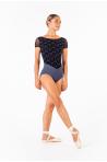 Justaucorps Ballet Rosa Coralie gris