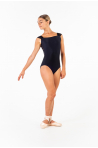 justaucorps Ballet Rosa Dauphine noir