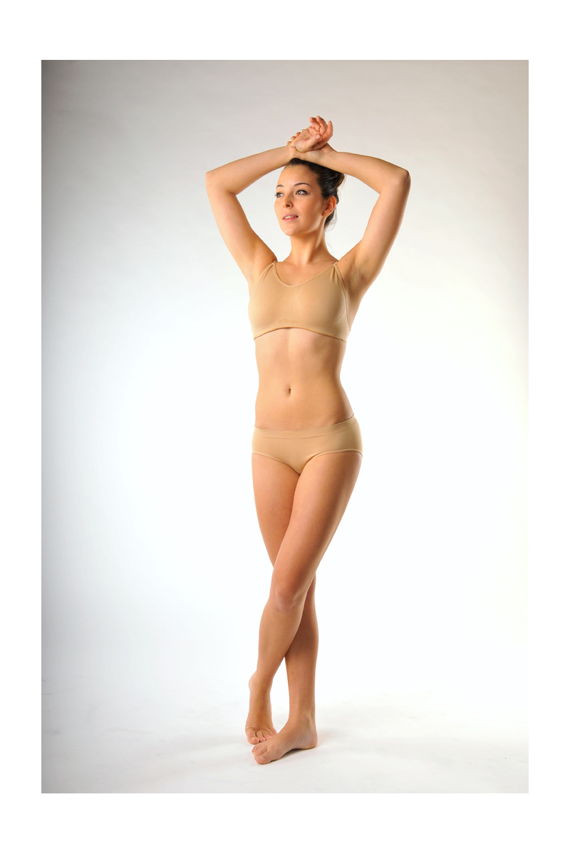 Capezio Seamless low rise brief