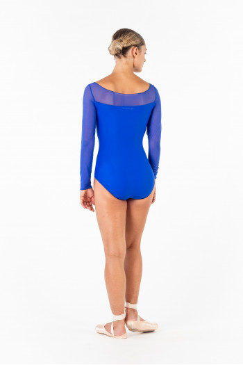 eleonora ballet rosa royal blue