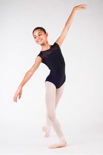 Leotard Ballet Rosa Rita child black