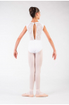 Justaucorps Ballet Rosa Rita white enfant