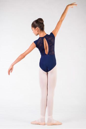 Leotard Ballet Rosa Rita navy child