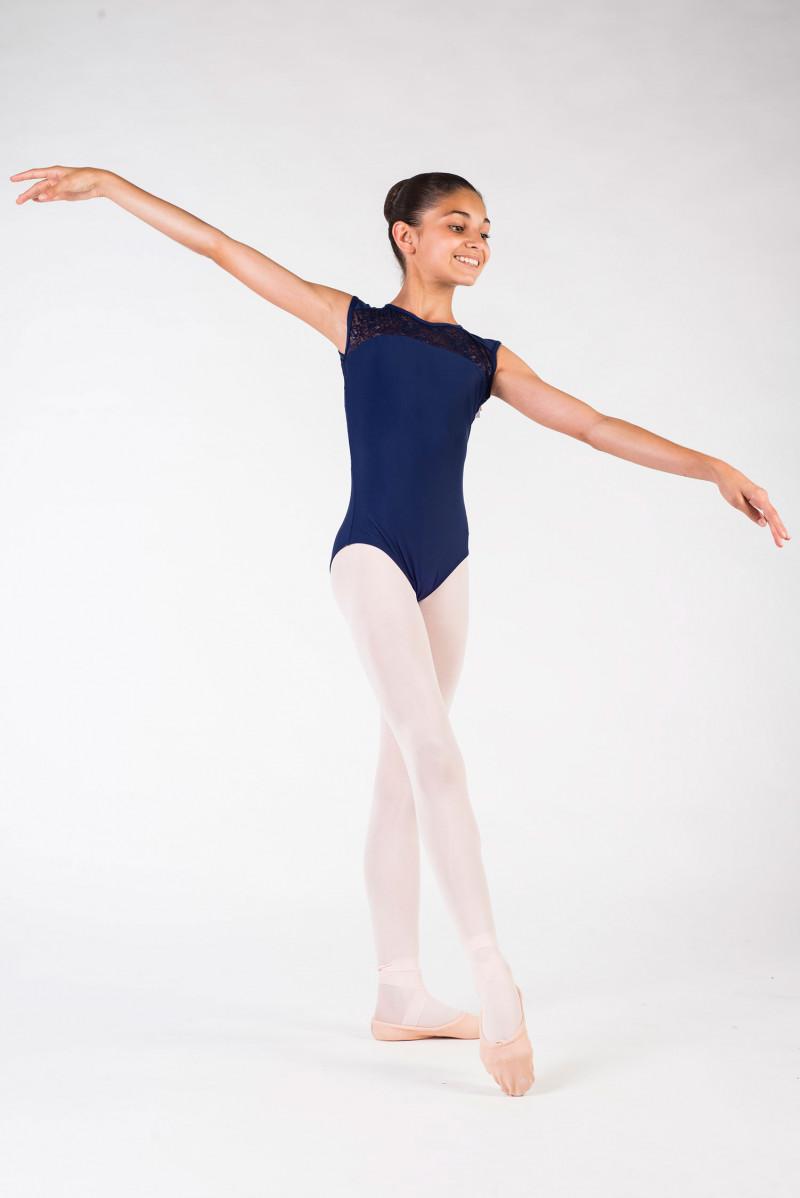 Justaucorps Ballet Rosa Rita navy enfant