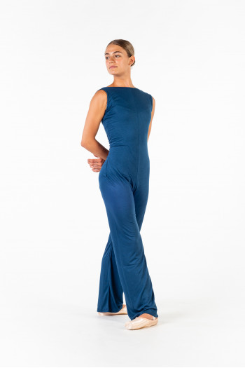Ballet Rosa Yume full blue unitard