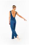Combinaison Ballet Rosa Yume bleu prusse