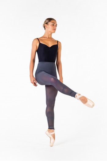 Ballet Rosa Laetitia grey tights