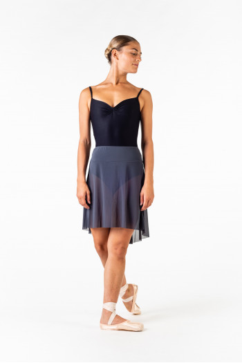 Skirt woman Ballet Rosa Christiane grey