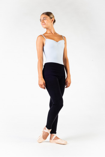 Capezio 11382 warm up pans black