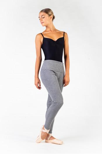 Pantalon de chauffe Capezio 11382 gris