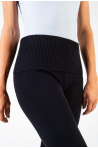 Pantalon de chauffe Capezio 11382 noir