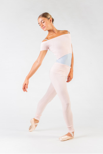 Crop top Capezio 11383 rose