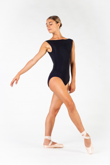 Leotard Capezio MC220 boatneck