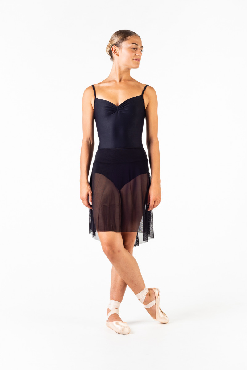 Jupe femme Ballet Rosa Christiane noir