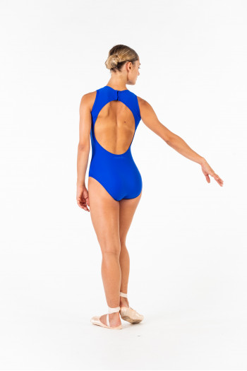 Justaucorps Nadège Ballet Rosa bleu royal