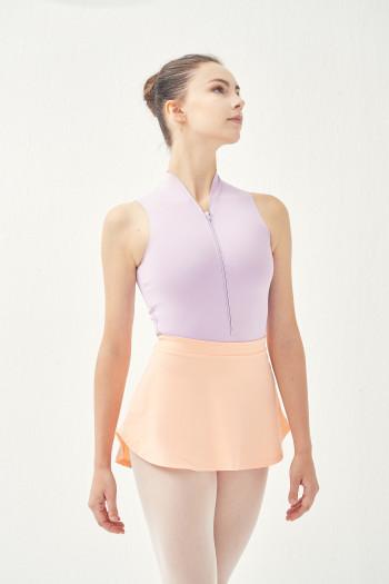 SMK peach econyl skirt