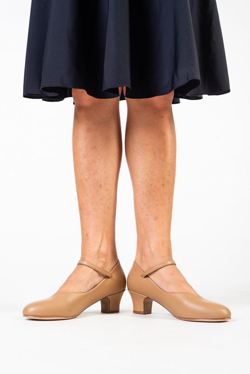 Chaussures de caractère Bloch Broadway tan