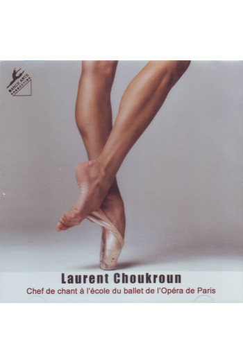 CD volume 26 Laurent Choukroun niveau avancé