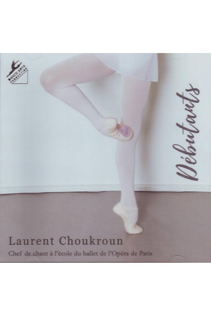 CD volume 27 Laurent Choukroun niveau débutants