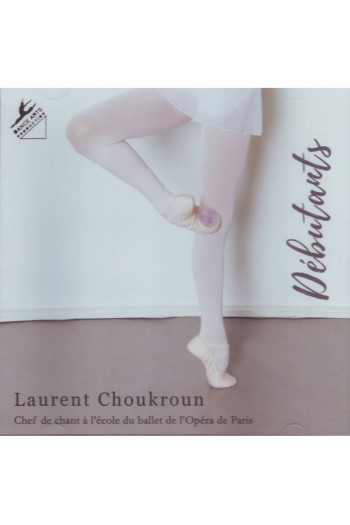CD volume 27 Laurent Choukroun niveau débutants