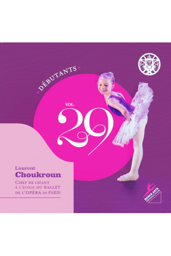 CD volume 29 Laurent Choukroun niveau débutants