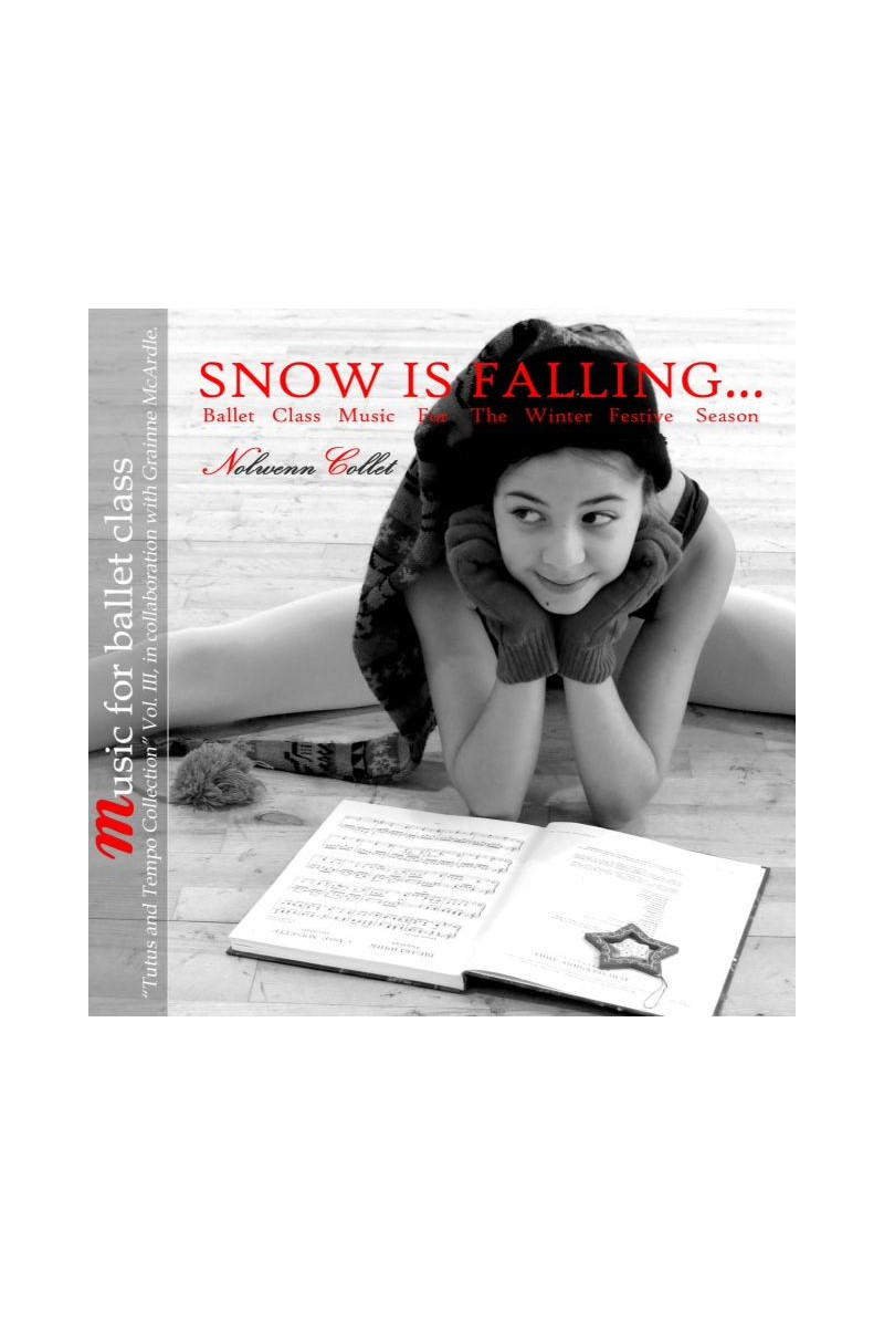 """CD Nolwenn Collet """"Snow is falling"""""""