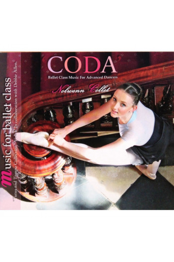 "CD Nolwenn Collet ""Coda"""