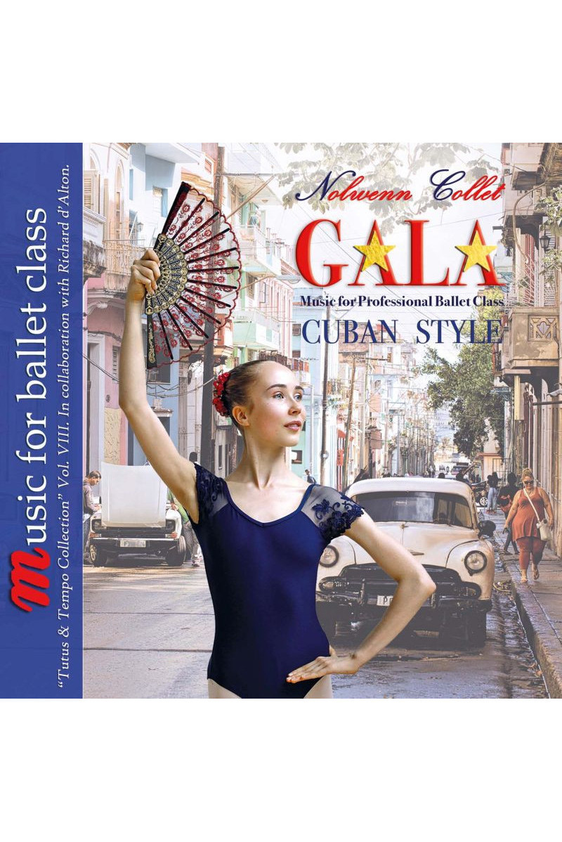 "CD Nolwenn Collet ""Gala Cuban style"""