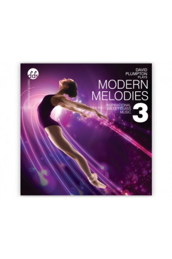 "CD volume 3 David Plumpton ""Modern Melodies"""