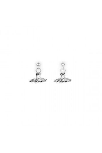 Mikelart ballerina earring