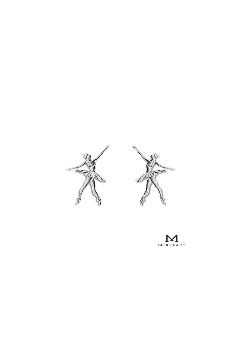 Mikelart dancer earring