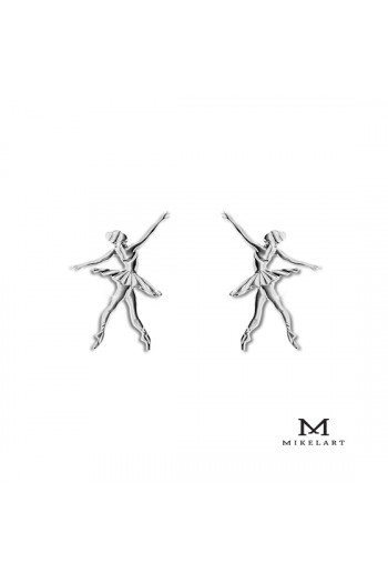 Mikelart dancer earring