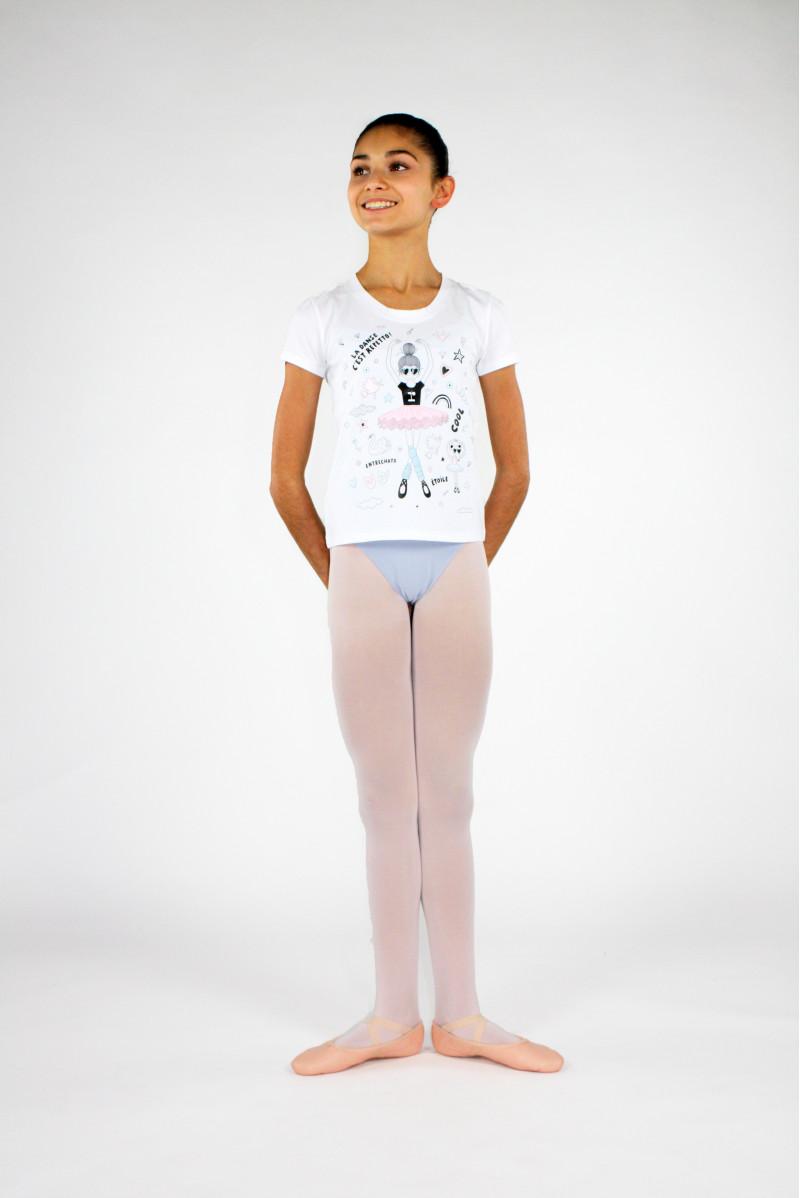 T-Shirt Repetto child white RE226