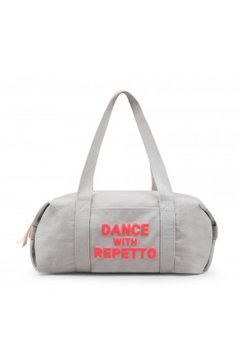 Repetto B0232DWR grey duffle bag