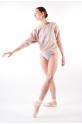 Sweat Repetto S0478 rose nude