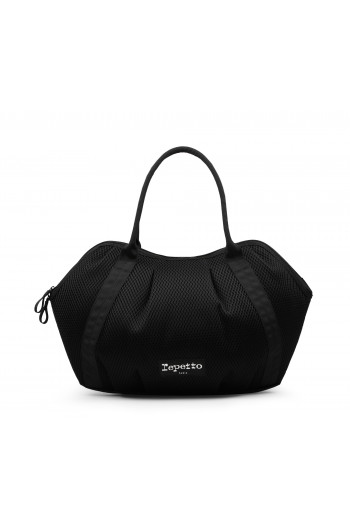 Bag Repetto shoulder B0315M black